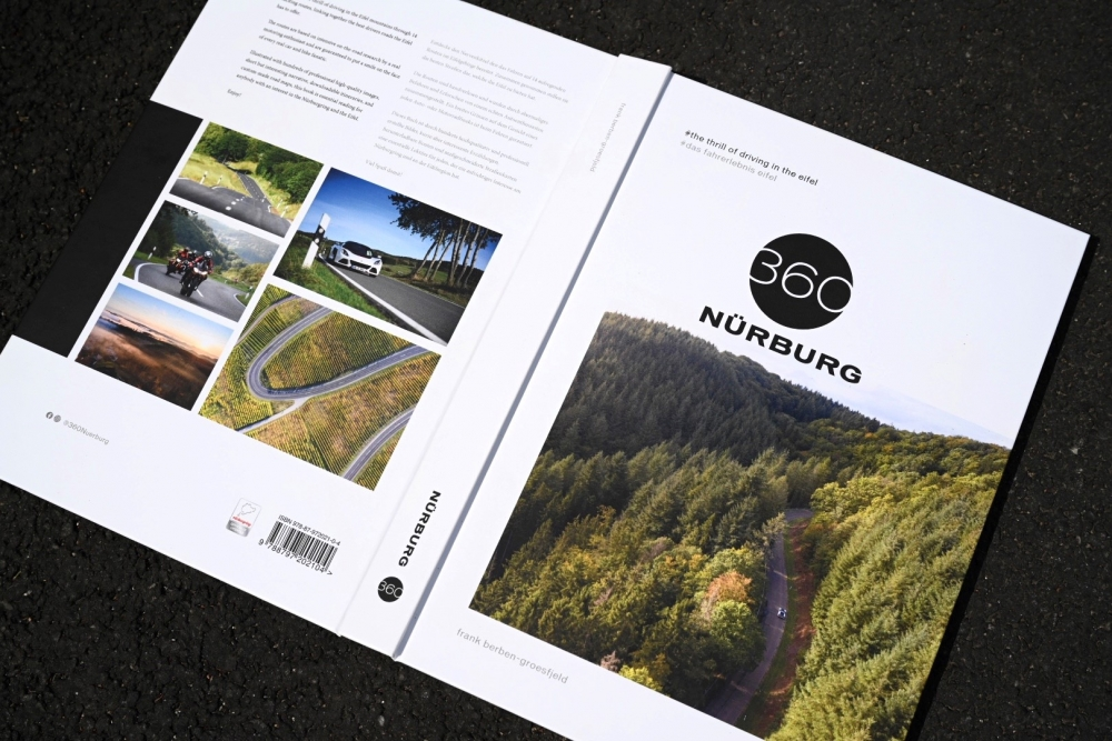 360 NÜRBURG - Roadbook